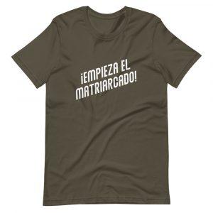 EMPIEZA EL MATRIARCADO   The matriarchy begins!   Crewneck